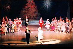 "Performance of ""The Nutcracker"" conducted by Boris Spassov"